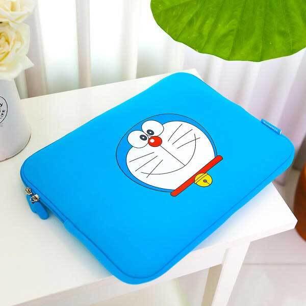 도라에몽 노트북 파우치 DN-P01 13.3 이미지