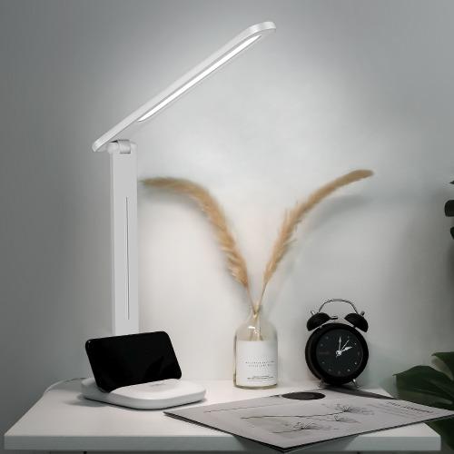 레토 학습용 시력보호 LED스탠드 공부 책상 독서등 LLU-S14 이미지