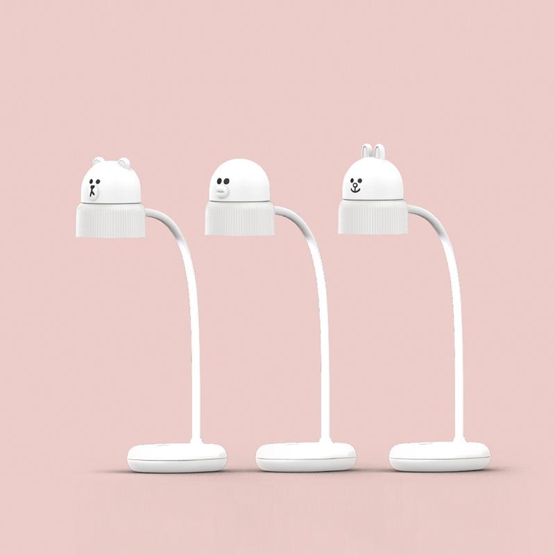 라인프렌즈 포터블 램프 무드등 샐리 이미지