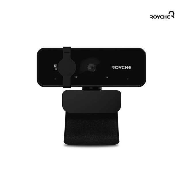 [개인방송장비][로이체] 가성비좋은 FULL HD 웹캠 RPC-20F 이미지