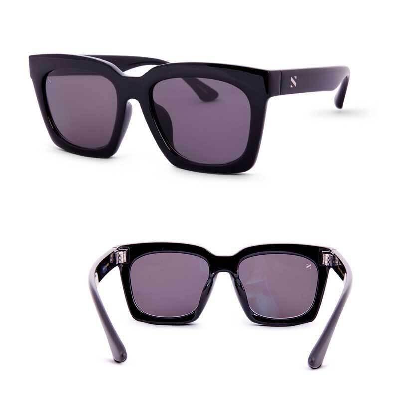 스텀프 선글라스STSA1603B01 BLACK