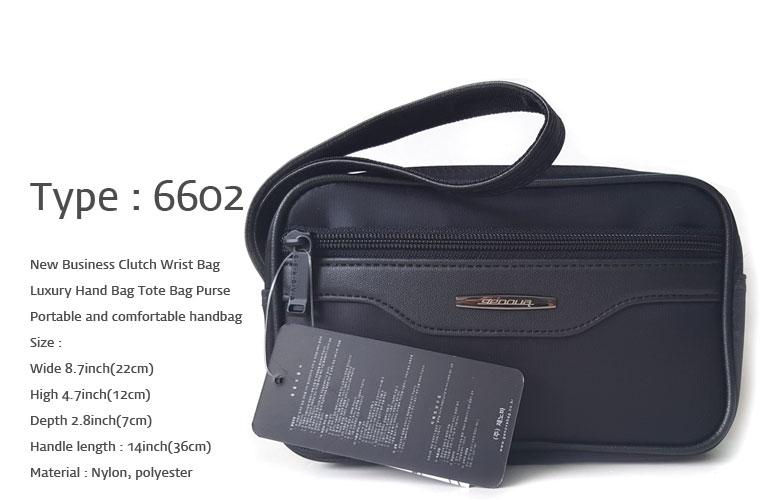 New Men/'s Business Clutch Wrist Bag Hand Bag Tote Bag Wallet Purse Sneaker bag