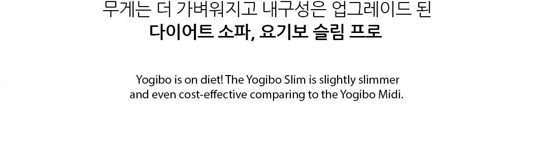 다이어트소파 슬림